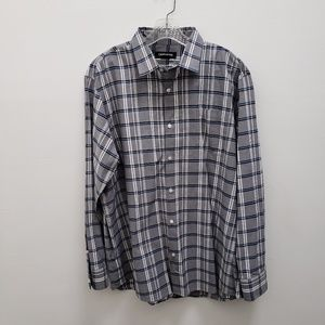 CLAIBOURNE Men's Shirt